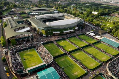 Wimbledon – The Home of Tennis!