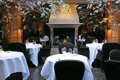 London's Most Romantic Restaurants