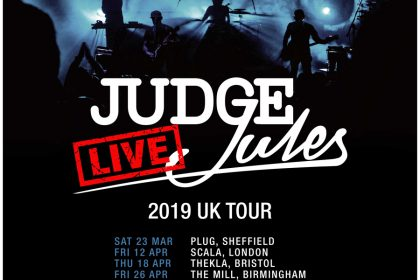 Judge Jules: Live in London