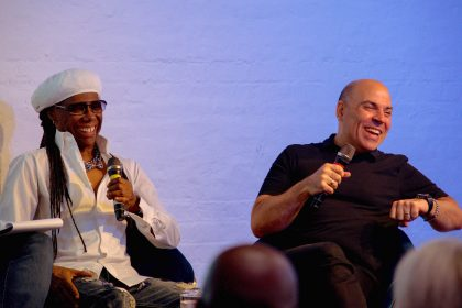 Nile Rodgers delivers surprise keynote speech to University songwriting network