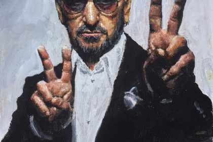 Artist to the stars Fabian Perez launches search for new muse in first UK Living Legend series