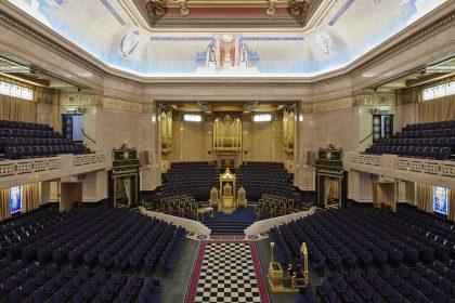 Freemasons Hall to host performance of Vivaldi's Four Seasons